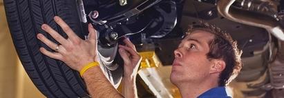Automotive Service Garage
