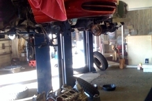 ABS Exotic Repair - never overheat your Jaguar !!!