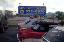 ABS Exotic Repair Small