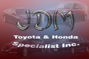 JDM Toyota & Honda Specialist