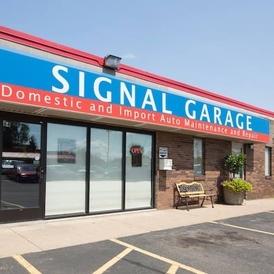 Signal Garage - 84 Moreland Ave.