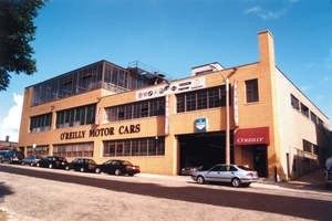 O'Reilly Motor Cars