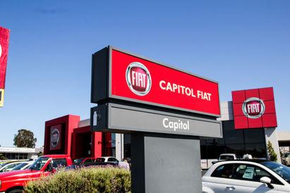 Capitol Fiat