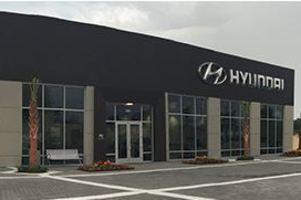 Hendrick Hyundai Charleston