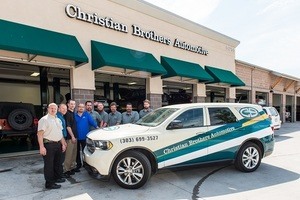 Christian Brothers Automotive - Centennial