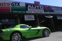 South Side Auto Service Inc. - Front of our three bay garage.