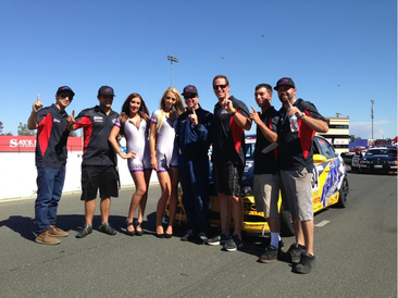 BTM Motorwerks - BTM Motorwerks Racing Team at Sonoma Raceway