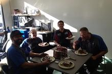 BTM Motorwerks - Birthday Celebration