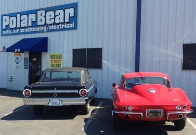 Polar Bear Auto Care - 2 beautiful vehicles we just finished repairing!!