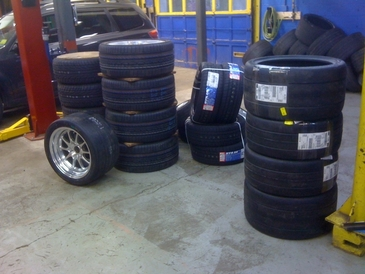 Kenwood Tire and Auto Service - Tires and more