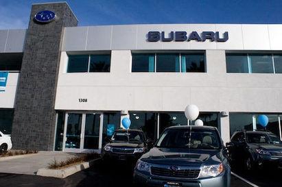 Subaru of Glendale
