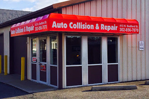 Auto Collision & Repair