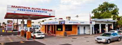 Martin's Auto Repair - Martin's Auto Repair has been a family owned business since 1971. Visit our clean shop, comfortable for women and our shuttle service while experiencing our great service.
