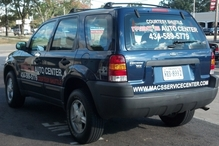 Mac's Auto Center - Shuttle service is provided for your convenience.
