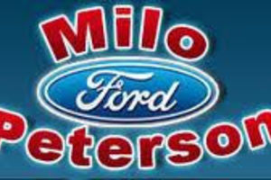 Milo Peterson Ford