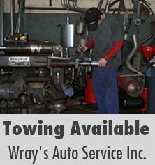 Wray's Auto Service Inc.