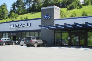 Saint J Subaru