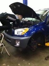 Advanced Automotive Diagnostic and Repair