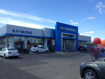 Raymond Chevrolet-Kia