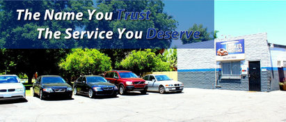 Tanner Motors | BMW, MINI, Volvo and Lexus service in Phoenix