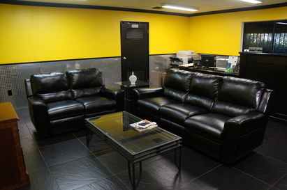 Westcoast Auto Sales - Service Department Waiting Area. Free WiFi and Complimentary Coffee.