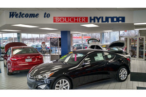 Boucher Hyundai of Janesville