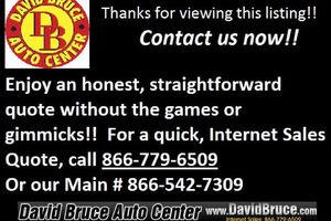 David Bruce Toyota Cadillac