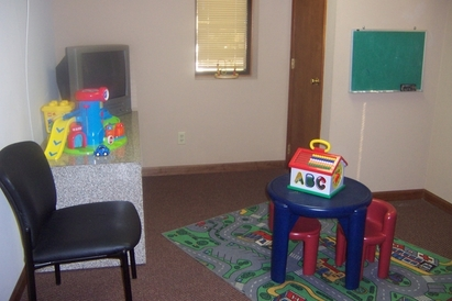 Tri City Auto Care - Meeting the needs of parents and children in our play area.