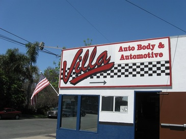 Villa Automotive - Our father started in 1947