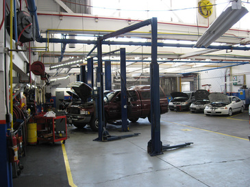 Villa Automotive - Our garage