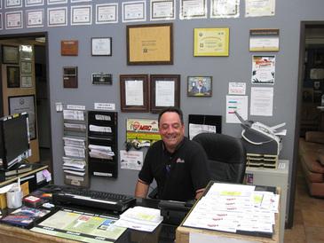 Villa Automotive - Eric Augusta  Service Writer- Part of the Villa Family since 1982 eaugusta@villa-automotive.com