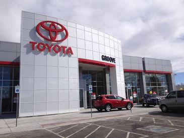 Groove Toyota