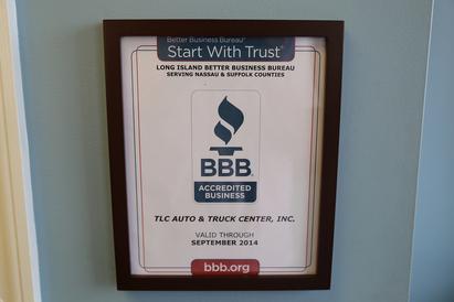 TLC Auto & Truck Service Center