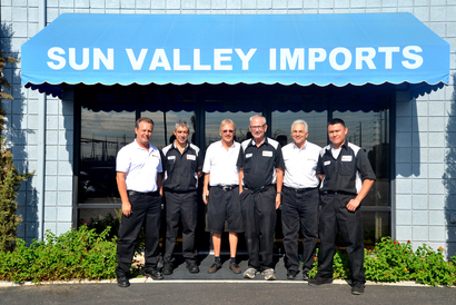 Sun Valley Imports - The team at Sun Valley Imports.