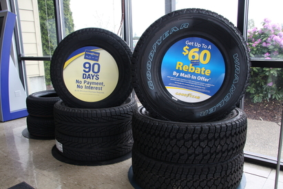 Goodyear Tire And Automotive