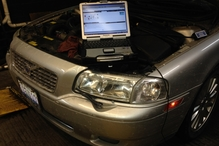M & R Car Import Services - One of our top of the line diagnostic tools
