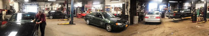 Browncroft Garage