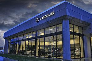 Plaza Lexus