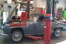 German Auto Specialists Inc. - Vintage 1962 190sl