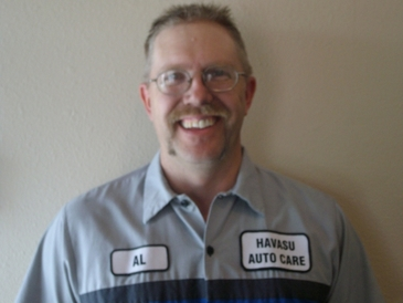 Havasu Auto Care - Al Hillius - Shop Foreman - ASE Certified Master Technician with well over 20 years experience, a true team player with the ability to be the shop floor leader - They Don't Come Any Better
