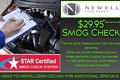 Newell Auto Group Certified Service - Tire & Smog