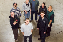 Pat's Garage - The Pat's Garage Crew