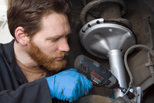 Pat's Garage - Nick is a certified Toyota Technician and hybrid specialist