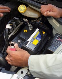 Motor Motion Automotive - We are a good choice to replace or service your battery