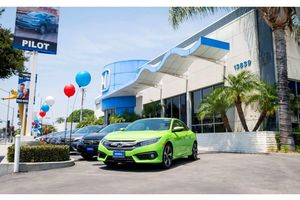 Ocean Honda of Whittier