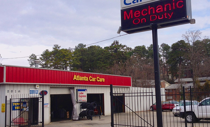 Atlanta Car Care - Come in and visit us....we love to help!