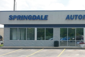 Springdale Automotive - Prospect