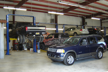 RC Auto Specialists - Expert repair for all Ford products.