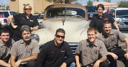 Desert Car Care of Chandler - We are grateful, and are passionate about the opportunity to provide the automotive service that you deserve.