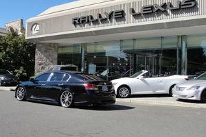 Rallye Lexus